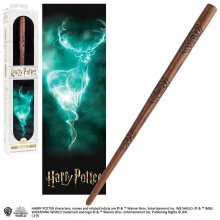 Harry Potter PVC kouzelnická hůlka replika James Potter 30 cm