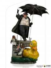 Batman Returns Deluxe Art Scale Socha 1/10 Penguin 33 cm